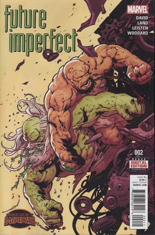 Cover of Future Imperfect (2015 Ltd) #2. One of 250,000 Vintage American Comics on sale from Krypton!