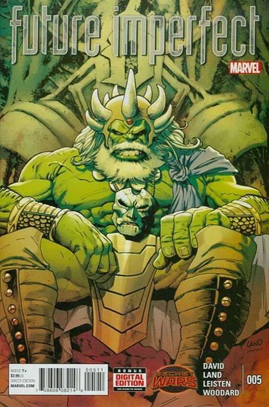 Cover of Future Imperfect (2015 Ltd) #5. One of 250,000 Vintage American Comics on sale from Krypton!