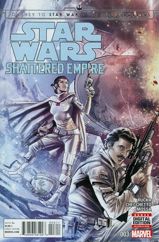 Cover of Star Wars: Journey to Shattered Empire (2015 Ltd) #3. One of 250,000 Vintage American Comics on sale from Krypton!