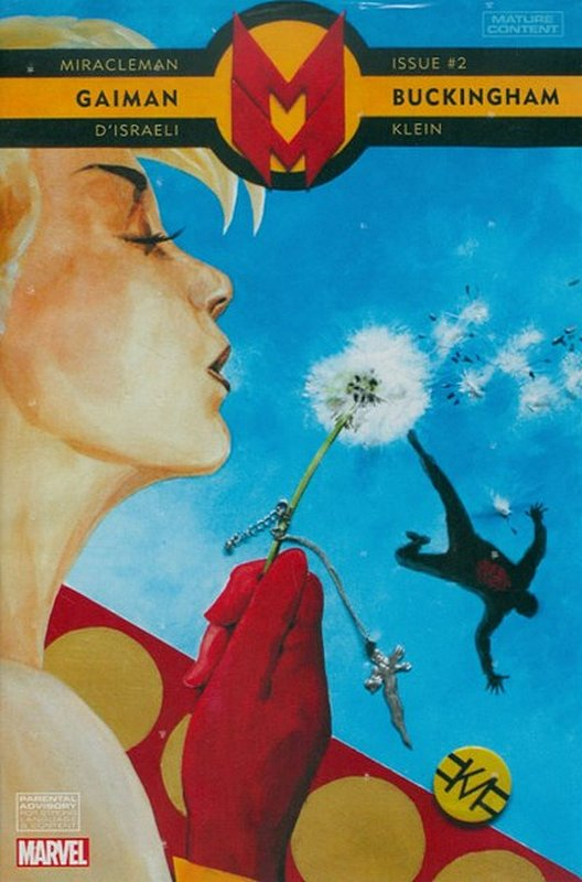 Cover of Miracleman: By Gaiman & Buckingham (Vol 1) #2. One of 250,000 Vintage American Comics on sale from Krypton!