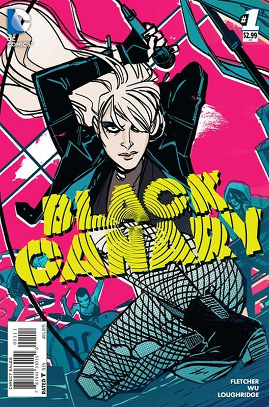 Cover of Black Canary (Vol 2) #1. One of 250,000 Vintage American Comics on sale from Krypton!