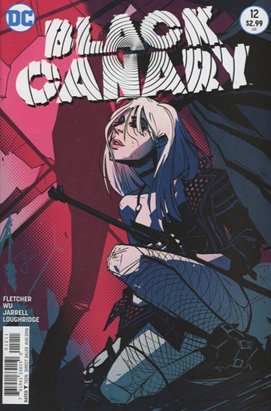 Cover of Black Canary (Vol 2) #12. One of 250,000 Vintage American Comics on sale from Krypton!