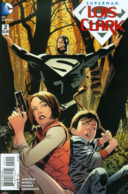 Cover of Superman: Lois & Clark (Vol 1) #2. One of 250,000 Vintage American Comics on sale from Krypton!