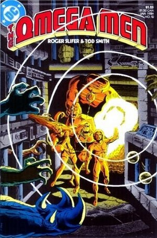 Cover of Omega Men (Vol 1) #10. One of 250,000 Vintage American Comics on sale from Krypton!