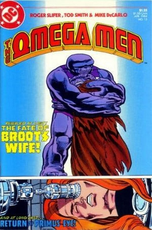 Cover of Omega Men (Vol 1) #13. One of 250,000 Vintage American Comics on sale from Krypton!