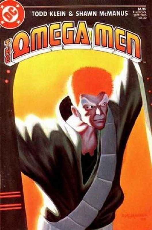Cover of Omega Men (Vol 1) #30. One of 250,000 Vintage American Comics on sale from Krypton!