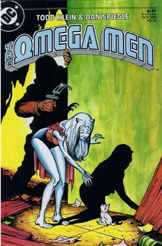Cover of Omega Men (Vol 1) #32. One of 250,000 Vintage American Comics on sale from Krypton!