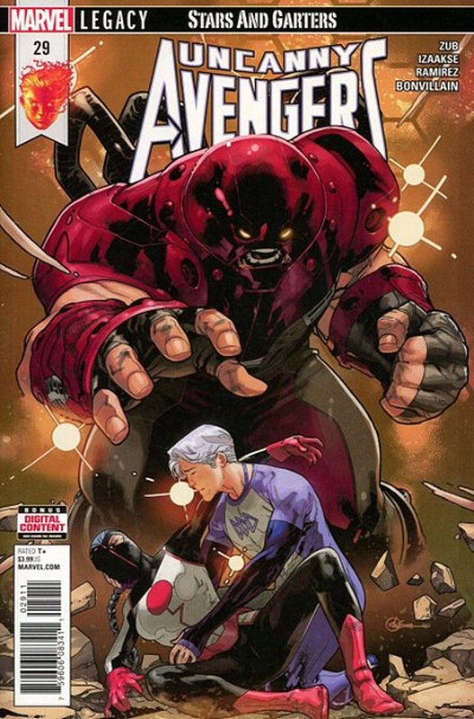 Cover of Uncanny Avengers (Vol 3) #29. One of 250,000 Vintage American Comics on sale from Krypton!