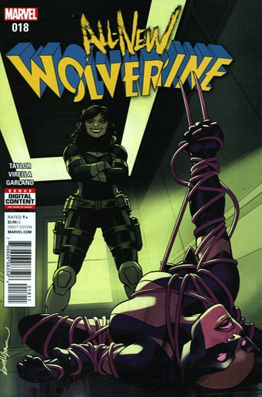 Cover of Wolverine, All-New (Vol 1) #18. One of 250,000 Vintage American Comics on sale from Krypton!