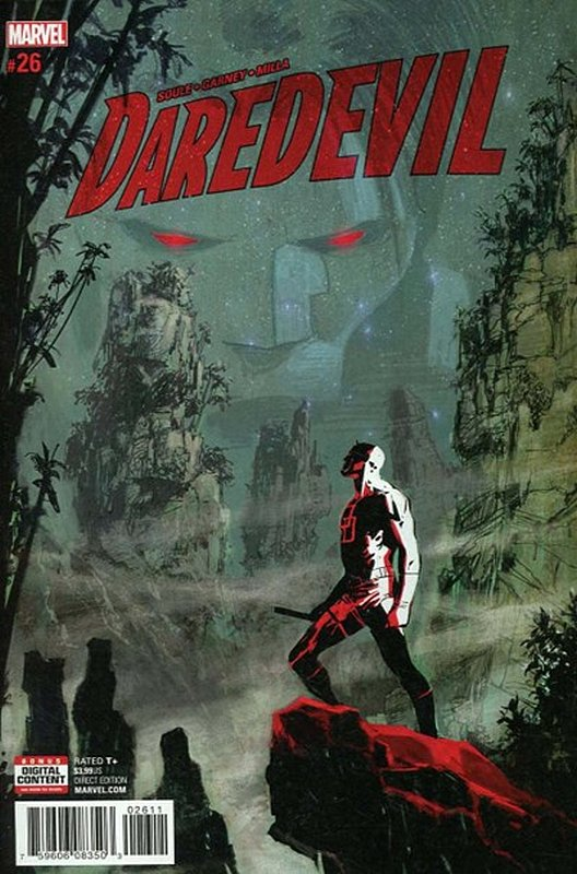 Cover of Daredevil (Vol 5) #26. One of 250,000 Vintage American Comics on sale from Krypton!