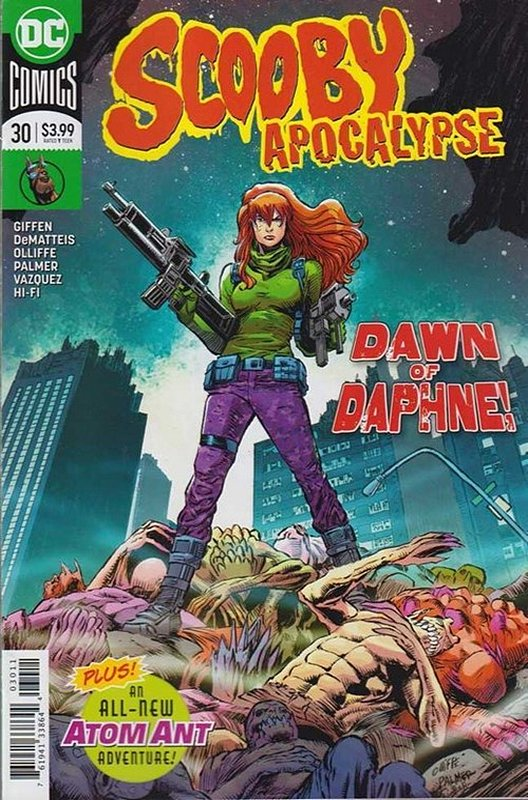 Cover of Scooby Apocalypse (Vol 1) #30. One of 250,000 Vintage American Comics on sale from Krypton!