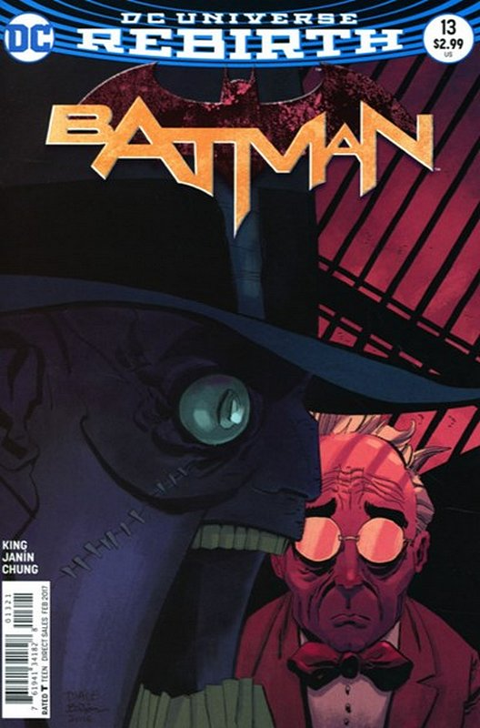 Cover of Batman (Vol 3) #13. One of 250,000 Vintage American Comics on sale from Krypton!