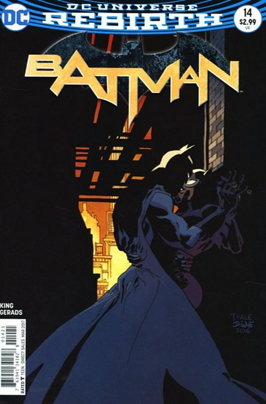 Cover of Batman (Vol 3) #14. One of 250,000 Vintage American Comics on sale from Krypton!