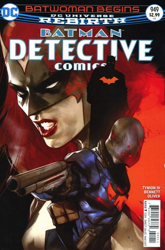 Cover of Detective Comics (Vol 3) #949. One of 250,000 Vintage American Comics on sale from Krypton!