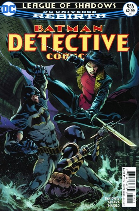 Cover of Detective Comics (Vol 3) #956. One of 250,000 Vintage American Comics on sale from Krypton!