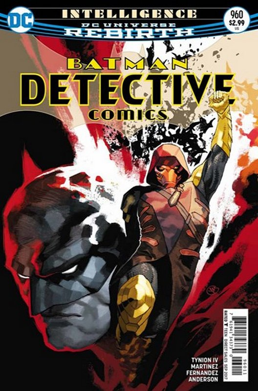 Cover of Detective Comics (Vol 3) #960. One of 250,000 Vintage American Comics on sale from Krypton!
