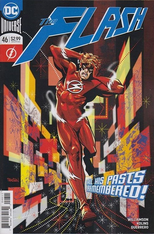 Cover of Flash (Vol 7) #46. One of 250,000 Vintage American Comics on sale from Krypton!