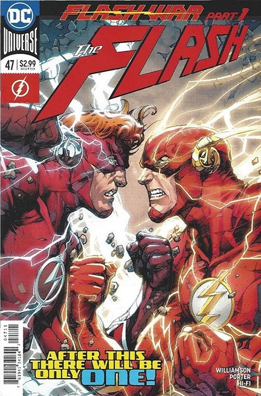 Cover of Flash (Vol 7) #47. One of 250,000 Vintage American Comics on sale from Krypton!