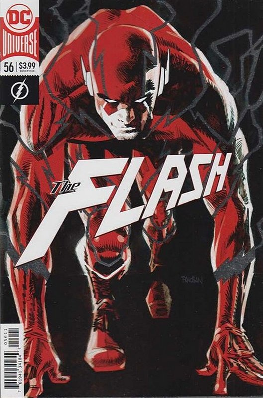 Cover of Flash (Vol 7) #56. One of 250,000 Vintage American Comics on sale from Krypton!