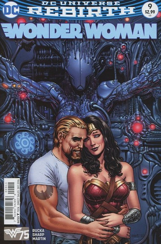 Cover of Wonder Woman (Vol 5) #9. One of 250,000 Vintage American Comics on sale from Krypton!