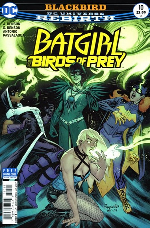 Cover of Batgirl & Birds of Prey (Vol 1) #10. One of 250,000 Vintage American Comics on sale from Krypton!
