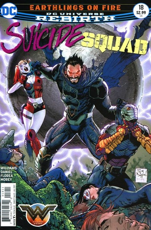 Cover of Suicide Squad (Vol 4) #18. One of 250,000 Vintage American Comics on sale from Krypton!
