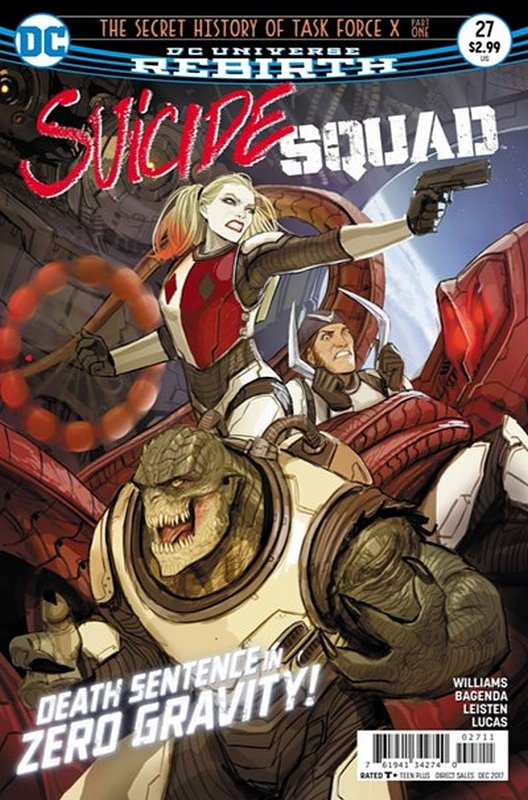 Cover of Suicide Squad (Vol 4) #27. One of 250,000 Vintage American Comics on sale from Krypton!