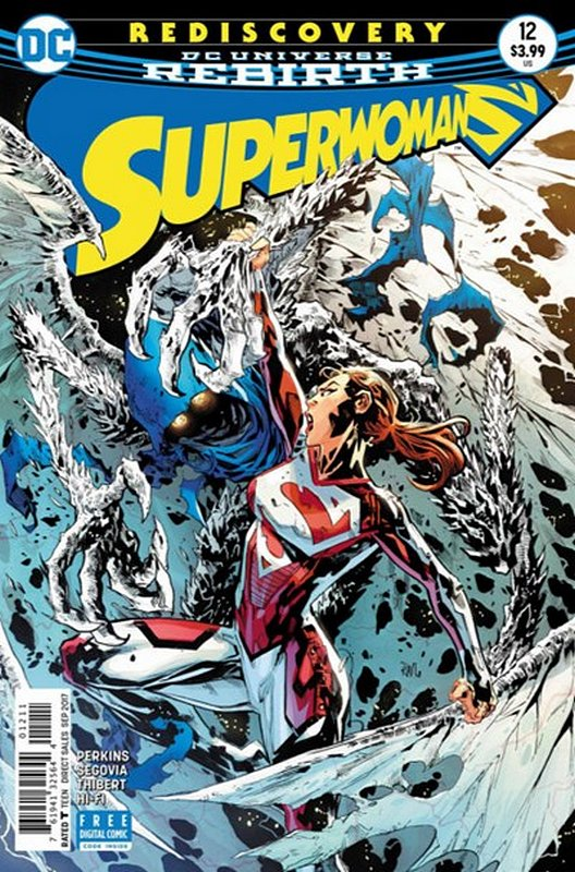 Cover of Superwoman ( Vol 1) #12. One of 250,000 Vintage American Comics on sale from Krypton!