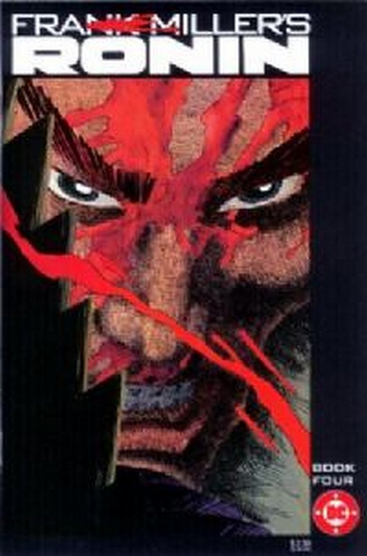 Cover of Ronin (1983 Ltd) #4. One of 250,000 Vintage American Comics on sale from Krypton!