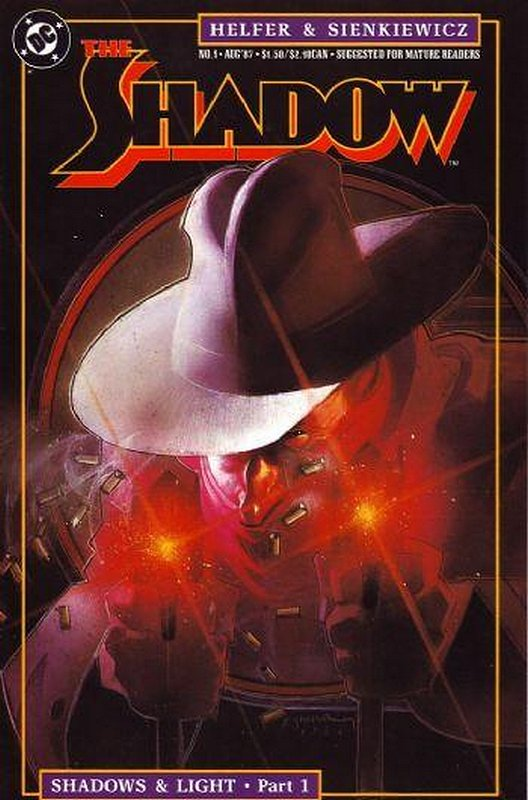 Cover of Shadow (Vol 2) The #1. One of 250,000 Vintage American Comics on sale from Krypton!