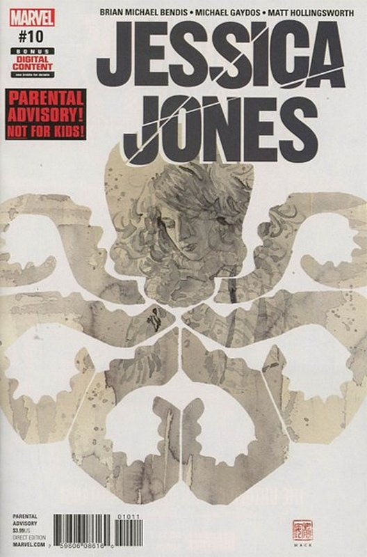 Cover of Jessica Jones (Vol 1) #10. One of 250,000 Vintage American Comics on sale from Krypton!