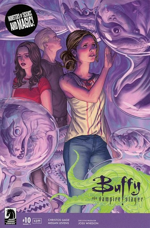 Cover of Buffy the Vampire Slayer: Season 11 #10. One of 250,000 Vintage American Comics on sale from Krypton!