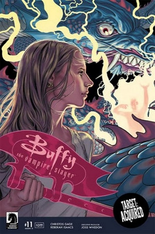 Cover of Buffy the Vampire Slayer: Season 11 #11. One of 250,000 Vintage American Comics on sale from Krypton!