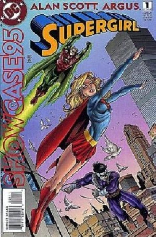 Cover of Showcase 95 #1. One of 250,000 Vintage American Comics on sale from Krypton!