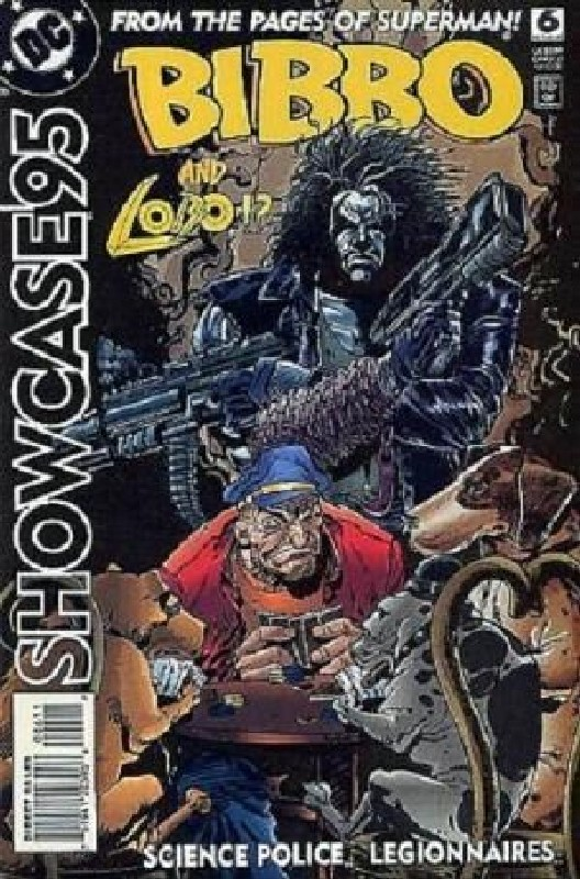 Cover of Showcase 95 #6. One of 250,000 Vintage American Comics on sale from Krypton!