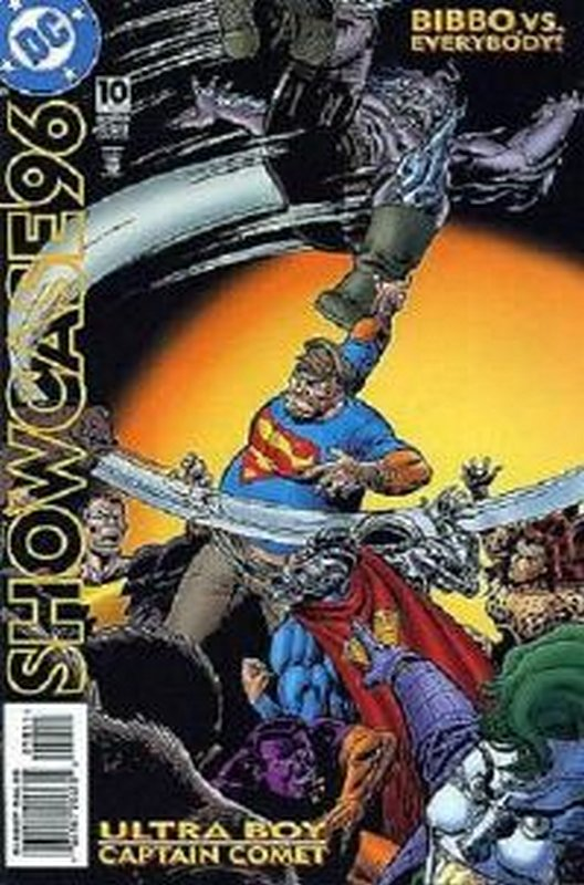 Cover of Showcase 96 #10. One of 250,000 Vintage American Comics on sale from Krypton!