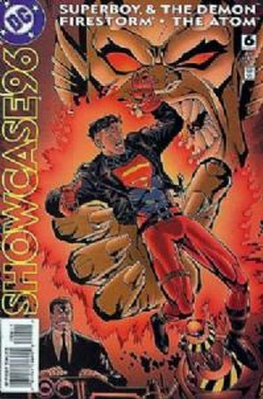 Cover of Showcase 96 #6. One of 250,000 Vintage American Comics on sale from Krypton!