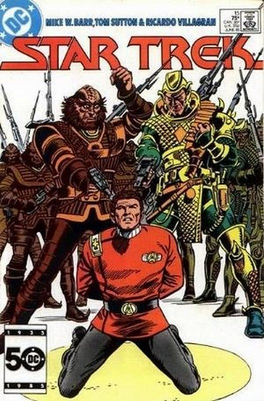 Cover of Star Trek (Vol 1) (DC) #15. One of 250,000 Vintage American Comics on sale from Krypton!