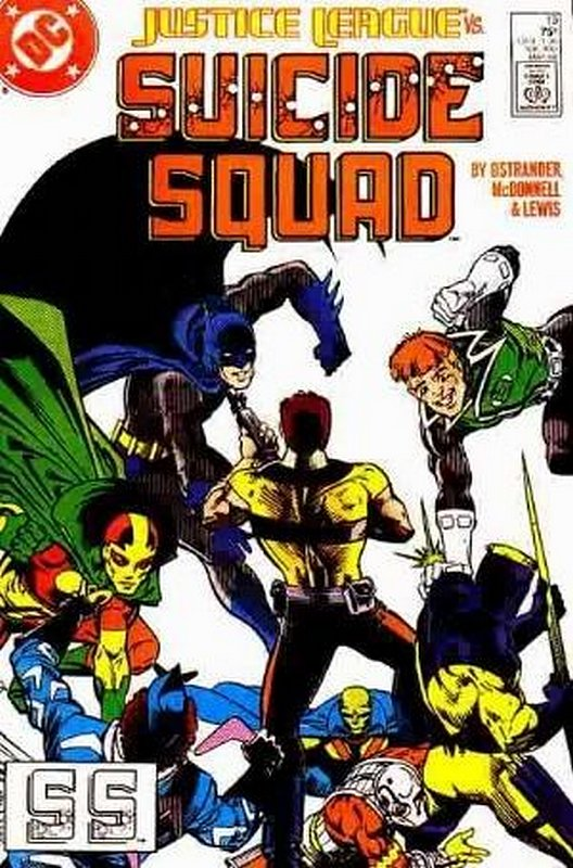 Cover of Suicide Squad (Vol 1) #13. One of 250,000 Vintage American Comics on sale from Krypton!