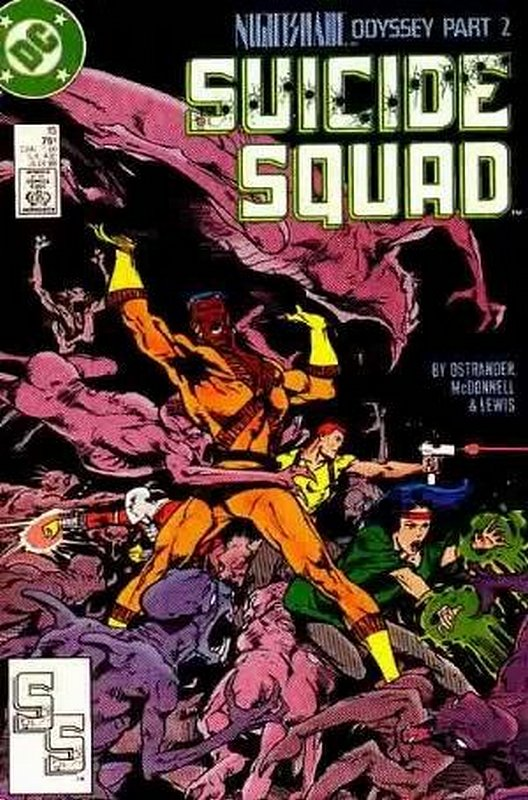 Cover of Suicide Squad (Vol 1) #15. One of 250,000 Vintage American Comics on sale from Krypton!