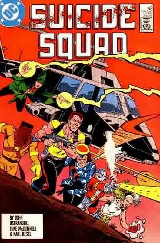 Cover of Suicide Squad (Vol 1) #2. One of 250,000 Vintage American Comics on sale from Krypton!