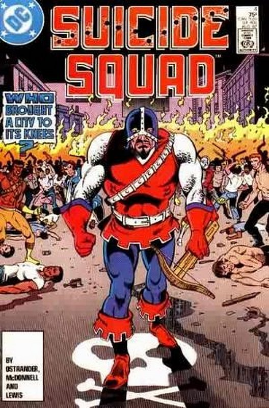 Cover of Suicide Squad (Vol 1) #4. One of 250,000 Vintage American Comics on sale from Krypton!