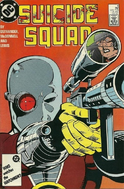 Cover of Suicide Squad (Vol 1) #6. One of 250,000 Vintage American Comics on sale from Krypton!