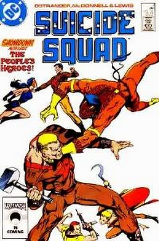 Cover of Suicide Squad (Vol 1) #7. One of 250,000 Vintage American Comics on sale from Krypton!