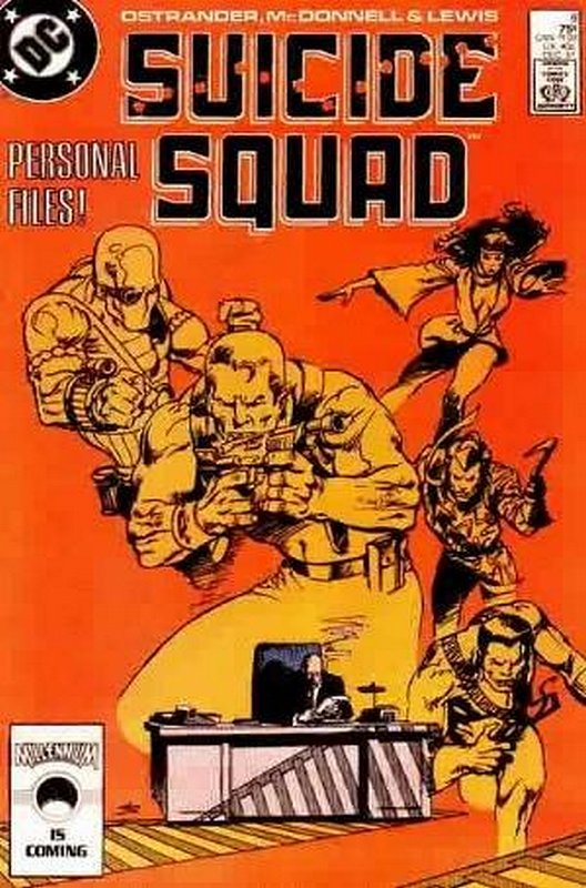 Cover of Suicide Squad (Vol 1) #8. One of 250,000 Vintage American Comics on sale from Krypton!
