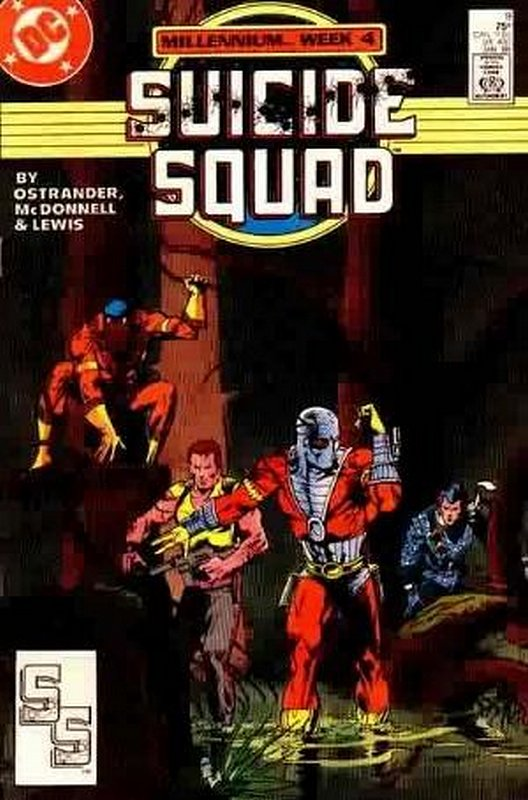 Cover of Suicide Squad (Vol 1) #9. One of 250,000 Vintage American Comics on sale from Krypton!