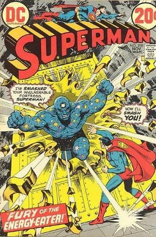 Cover of Superman (Vol 1) #258. One of 250,000 Vintage American Comics on sale from Krypton!