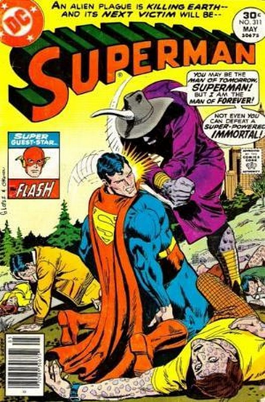 Cover of Superman (Vol 1) #311. One of 250,000 Vintage American Comics on sale from Krypton!