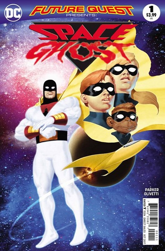 Cover of Future Quest: Presents (Vol 1) #1. One of 250,000 Vintage American Comics on sale from Krypton!