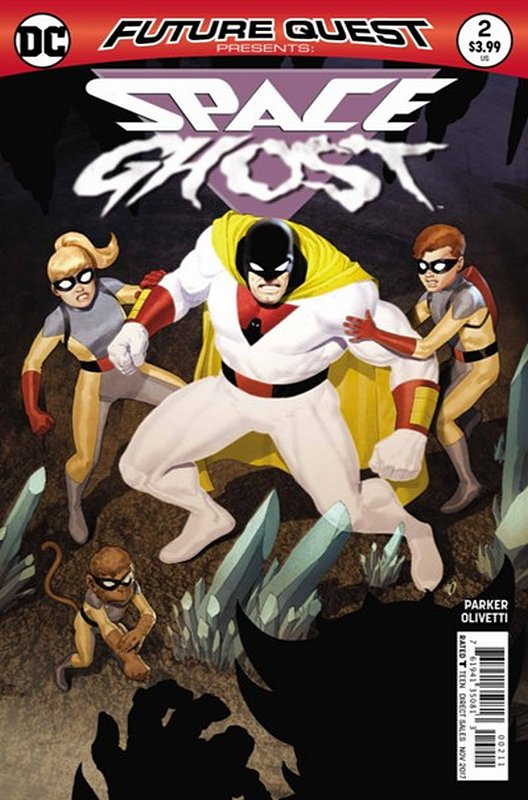 Cover of Future Quest: Presents (Vol 1) #2. One of 250,000 Vintage American Comics on sale from Krypton!